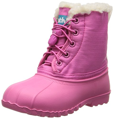 Native Kids Jimmy Child Boot ,Hollywood Pink Winters,12 M US