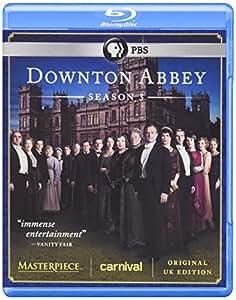 Masterpiece Classic: Downton Abbey, Season 3 [Blu-ray]