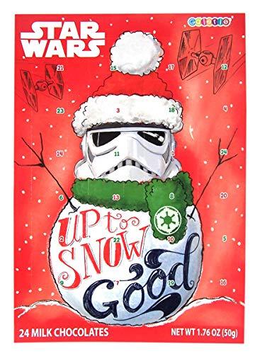 Star Wars Snowman Stormtrooper