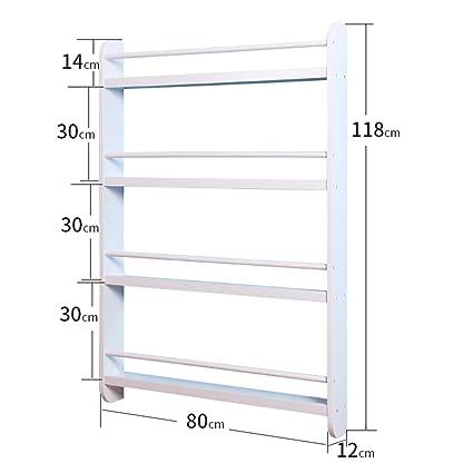Beautiful Bookshelf Bookcase European Floor Type Space Saving Wall Shelf Economical  Home Storage Shelf Display Storage