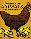 A Number of Animals, Chris Wormell, 0898123844