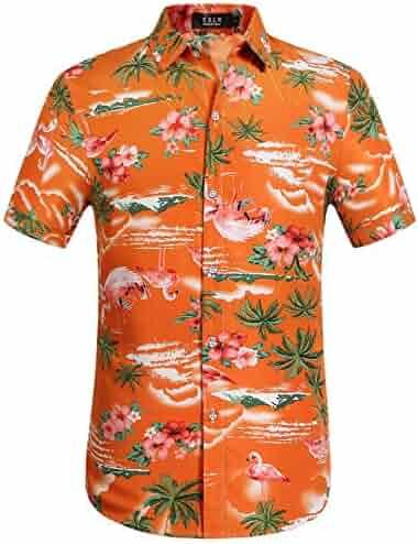 bba426128 Shopping SSLR - Casual Button-Down Shirts - Shirts - Clothing - Men ...