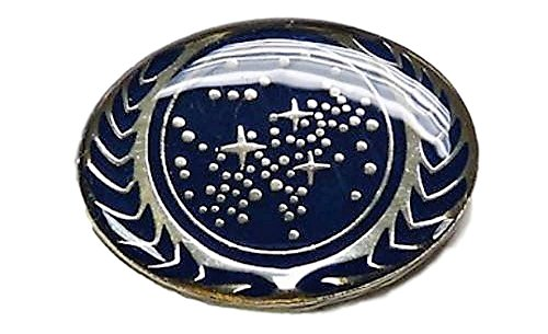 (Star Trek United Federation Of Planets Logo 3/4