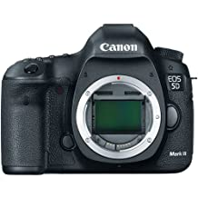 Canon EOS 5D Mark III Digital Camera (Body Only) - 5260B002
