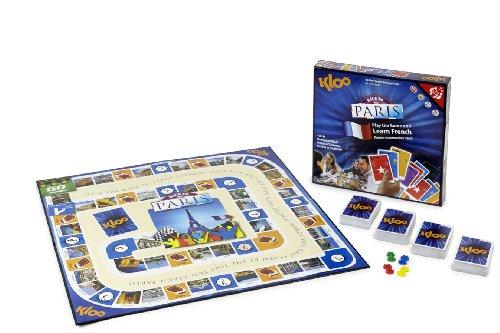 christmas vocabulary board game - 2