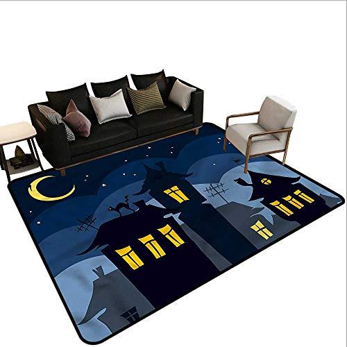 Halloween,Floor mats for Kids 80