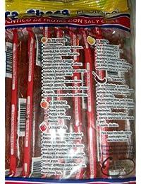 2 x Chaca-Chaca Tamarindo De Frutas Sal Y Chile Tamarind Caramelo Mexicano 20 pcs