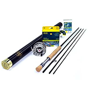"""Winston Nexus 790-4 Fly Rod Outfit (7wt, 9'0"""" 4pc)"""