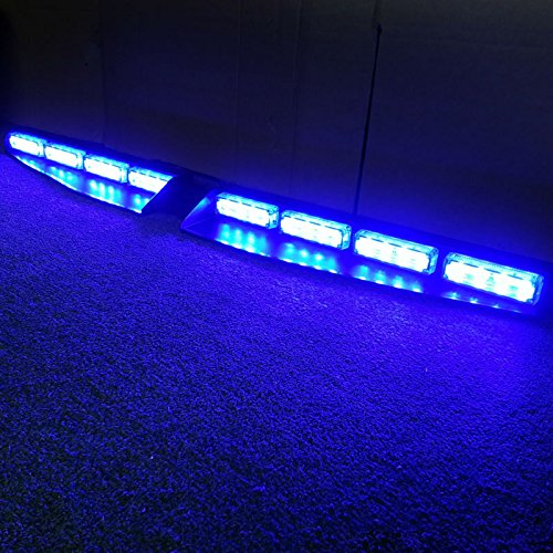 Blue Led Visor Light in Florida - 9