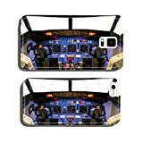Cockpit of an homemade Flight Simulator - Boeing 737/800 cell phone cover case iPhone6