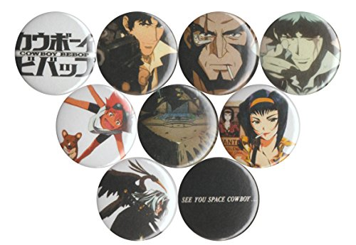 Set of 9 Cowboy Bebop 1