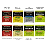 Bigelow Tea Decaf Variety Pack, 8 Flavor Decaffeinated Tea Assortment, Total of 40