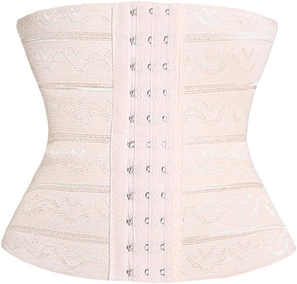 wmMuryobao Postpartum Belly Wrap Pregnancy Recovery Girdle Corset Waist Band Belt 4
