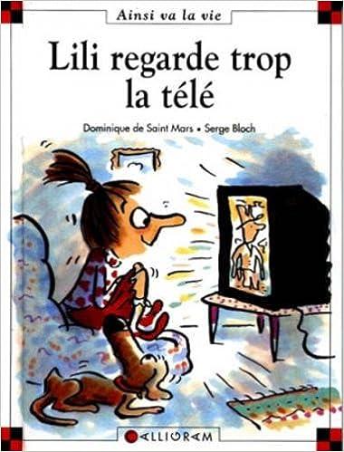 Lire Lili regarde trop la télé pdf