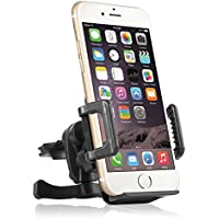 Car Mount Holder, Getron Air Vent Universal Car Cell Phone Cradle with Quick Release Button for iPhone X 8 Plus 8 7 Plus 6S SE 5S Samsung Galaxy S8 Plus S8 S7 Edge Note 8 Google Pixel 2 XL LG and More