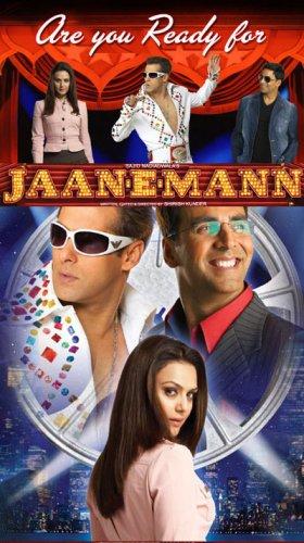 Jaan-e-mann - Free Bonus Music Cd of Flavour (Jaan E Mann)