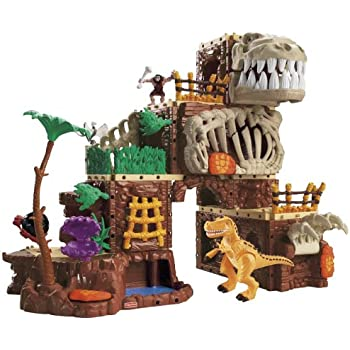 Amazon Com Fisher Price T Rex Mountain Toys Amp Games