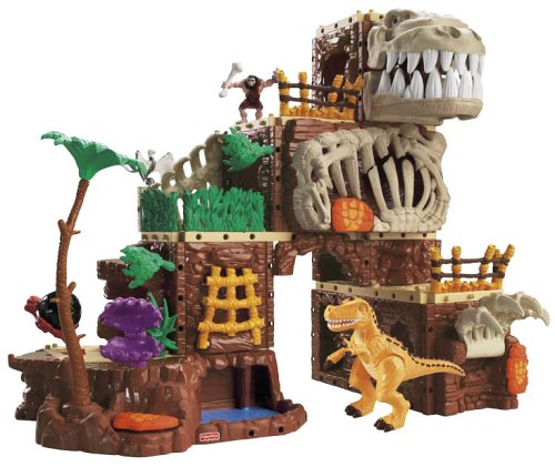 Fisher Price T-Rex Mountain