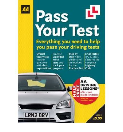 Pass Your Test CD ROM: AA Driving Test (CD-ROM) - Common