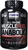 USN Muscle Fuel Anabolic Lean Muscle Gain Shake Powder, 2 kg - Chocolat