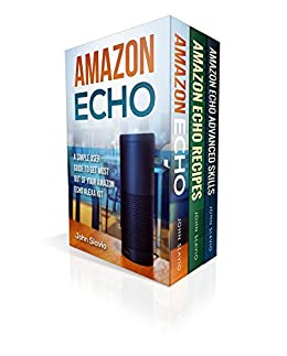 Amazon Echo Alexa Books Guide ebook product image