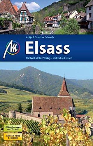 Elsass Reisefuhrer Mit Vielen Praktischen Tipps Amazon De Gunter