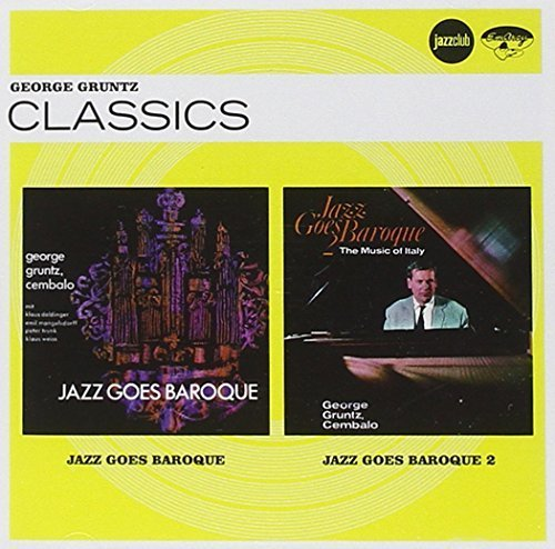 George Gruntz - Jazz Goes Baroque / Jazz Goes Baroque 2