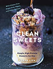 High-protein desserts that taste great, are easy to make, and serve one or two. Giving up dessert is no fun, so health-savvy folks have long tried to find ways to satisfy a sweet tooth. But so many Paleo–style desserts are complicated, with ...