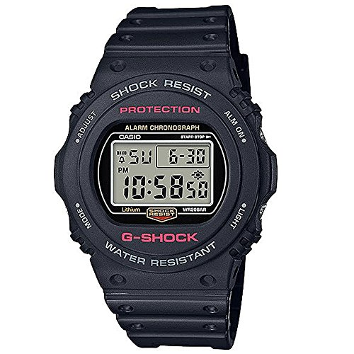 G-Shock Men's DW5750E-1 Watch Black
