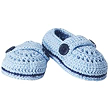 Jefferies Socks Baby Boys' Baby Mocs Bootie