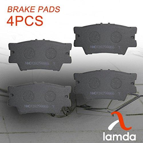 06 Rear Set Premium Brake - 9
