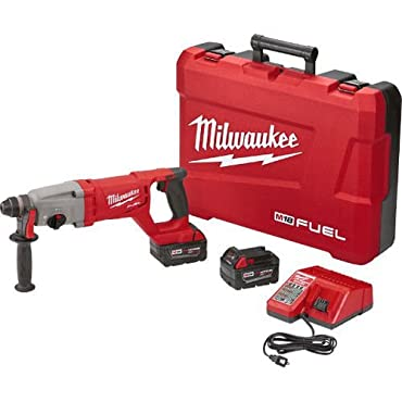 MILWAUKEE 2713-22 18-Volt Cordless 1 SDS+ D-Handle Rotary Hammer Kit