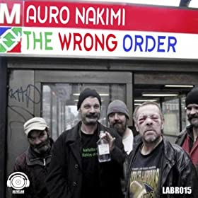 Mauro Nakimi The Wrong Order