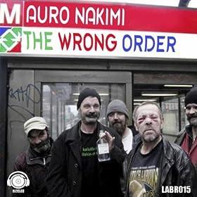 Mauro Nakimi The Wrong Order
