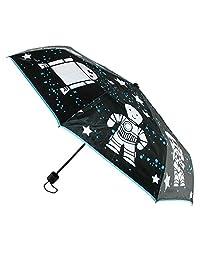 Star Wars Rain Reactive Color Changing Umbrella Characters Bioworld Ombrelli