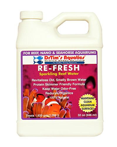 DrTim's Aquatics 454 Re-Fresh Aquarium Revitalizer for Reef and Nano Aquarium, 32 -