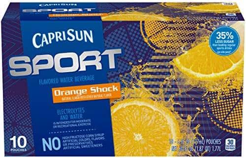 Juice Boxes: Capri Sun Sport