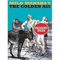 Milo Manara's The Golden Ass: Oversized Deluxe Edition