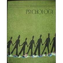 Psychology - Abnormal Psychology - The Pearson Custom Library, PSY206