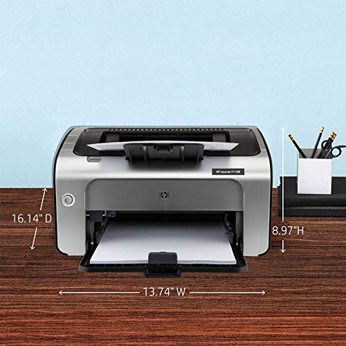 Amazon In Buy Hp Laserjet P1108 Single Function Monochrome Laser Printer Online At Low Prices In India Hp Reviews Ratings