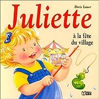 Juliette à la fête du village par Doris Lauer