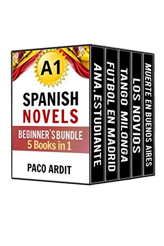 Spanish Novels: Begginer's Bundle A1 - F - Elementary Spanish Reader Shopping Results
