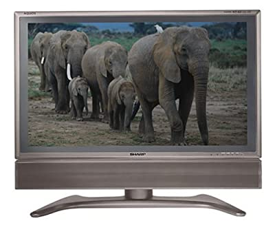 Sharp LC-37GD6U Aquos 37-Inch HD-Ready Flat-Panel LCD TV