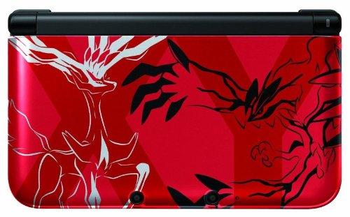 Nintendo 3Ds Xl - Konsole Pokemon Xerneas-Yveltal Red ...