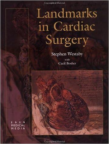 Download gratis bøger til joomla Landmarks In Cardiac Surgery 1899066543 PDF
