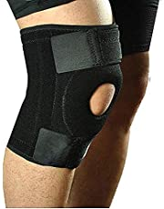 Knee Support For workout Knee Brace High Quality Sports Sleeves Support Pair Brace Compression Knee Sleeve for Running Meniscus Tear Arthritis ACL MCL Pain Sports