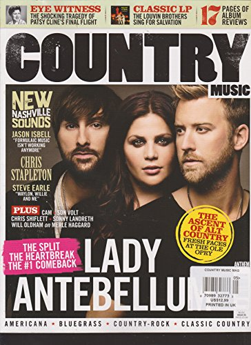 Country Music Magazine Issue 5 August/September - Magazine Music Country
