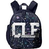 Cleveland Black Kids Backpack Preschool Boys Girls Toddler School Bags
