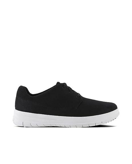 2ec96631647cc Fitflop Men s Sporty-pop Sneaker in Canvas Trainers  Amazon.co.uk ...