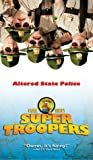 Super Troopers [VHS]